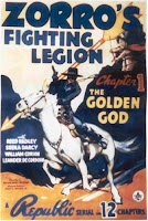 Zorro's Fighting Legion poster
