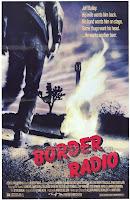 Border Radio poster