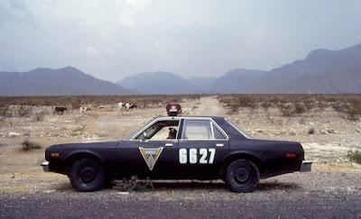 El patrullero still
