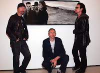 Anton Corbijn, Bono y The Edge