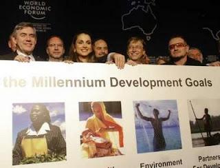 Bono WEF Davos