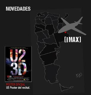 Web U2 3D en Argentina