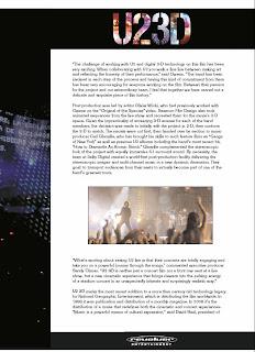 U2 3d Press UK 7
