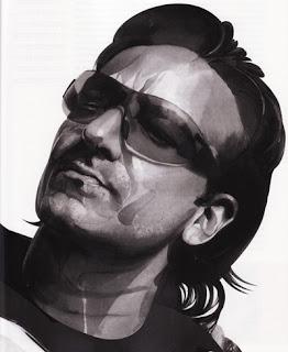Bono en la revista GQ
