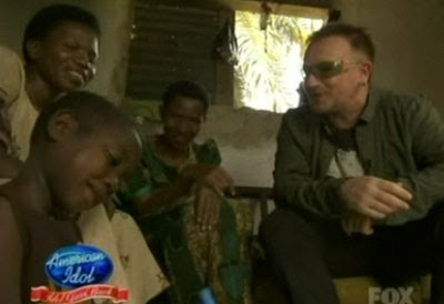 Bono Idol Gives Back 2008