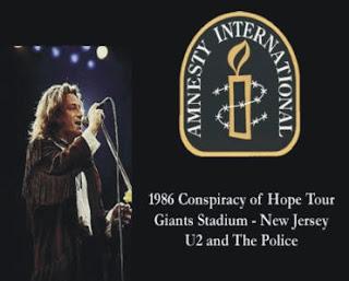 U2 Tour: Conspiracy Of Hope