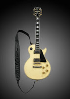 The Edge y la guitarra Gibson Les Paul