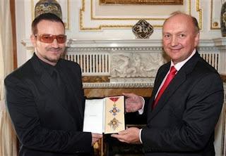 Bono caballero Britanico
