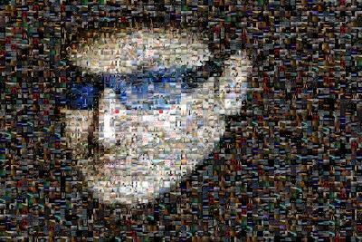 Bono image Mosaic