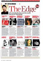 Los mejores discos: por The Edge. UNCUT