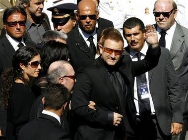 Funeral Luciano Pavarotti