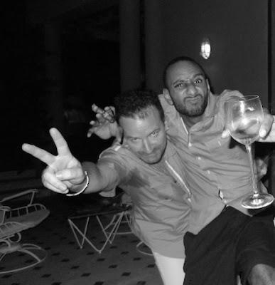 Bono y Swizz Beatz