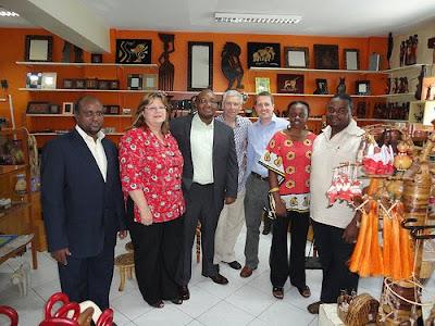 adam clayton en Nairobi