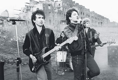U2 early years por Colm Henry