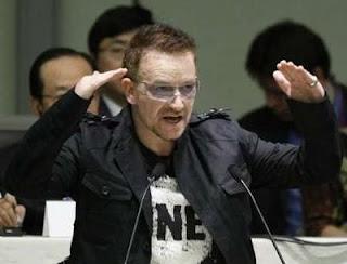 Bono en Japon: TICAD