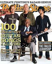 RS: Las 100 más grandes canciones de guitarra de todos los tiempos