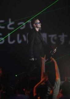 Bono MTV Japon 2008
