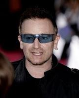 Bono en Japon por Africa