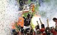 España celebra la Eurocopa 2008