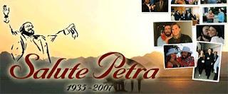 Salute Petra: Homenaje a Pavarotti