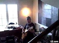Video u2.com: The Edge Funk