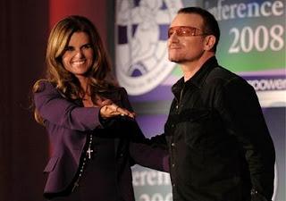 Bono: The Womens Conference 2008 1