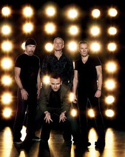 U2 Q magazine 2008 NLOTH