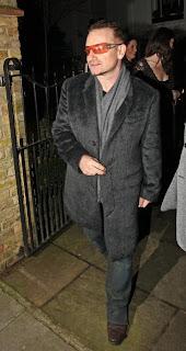 Bono Freud Annual Christmas Party 2008
