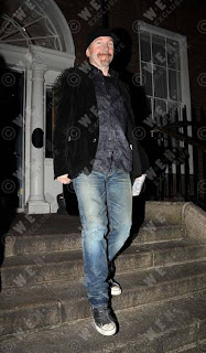 Edge, fiesta de navidad U2 2008