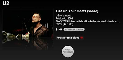Get On your Boots en iTunes USA
