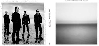 Caja especial para singles de No Line On the Horizon