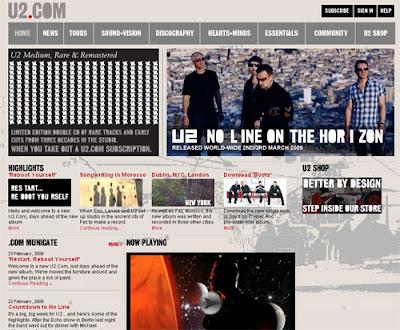 nueva web u2