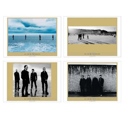 Litografias U2 NLOTH