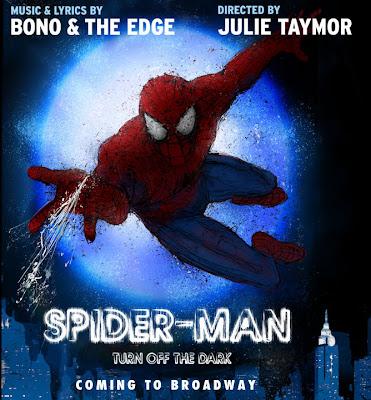 Spiderman, el musical