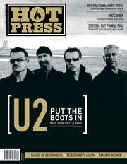 u2 hot Press 2009