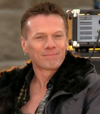 Larry Mullen Jr. en Good Morning America 2009