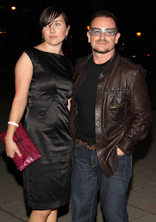 Bono en la fiesta de Vanity Fair, Tribeca Film Festival 2009 2