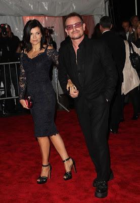 Bono y Ali en Nueva York 2