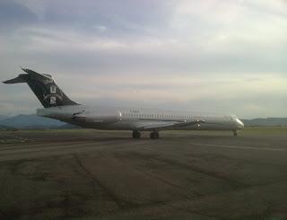 U2 360 Tour Plane: El avion de la gira 3