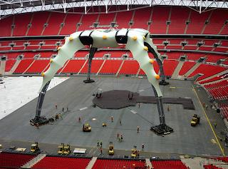 Wembley U2 360 Tour