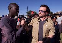 Bono en Africa