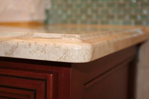 The Granite Gurus Edge Detail Ogee Square