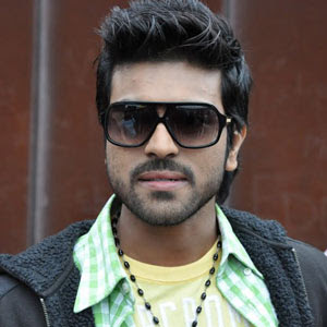 Orange Ramcharan Hair Style All Actress In Saree