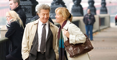 Dustin Hoffman e Emma Thompson