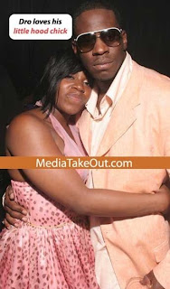 did fantasia dating young dro