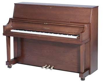 gearchild yamaha p22 upright piano. Black Bedroom Furniture Sets. Home Design Ideas