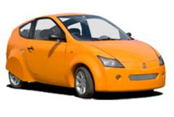 Axon Green Car
