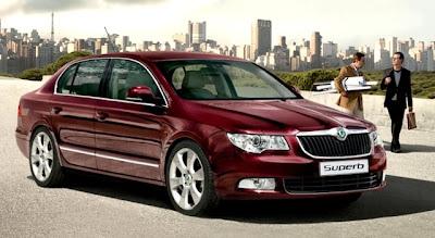 automotive news auto blogs pk new skoda superb diesel petrol versions. Black Bedroom Furniture Sets. Home Design Ideas