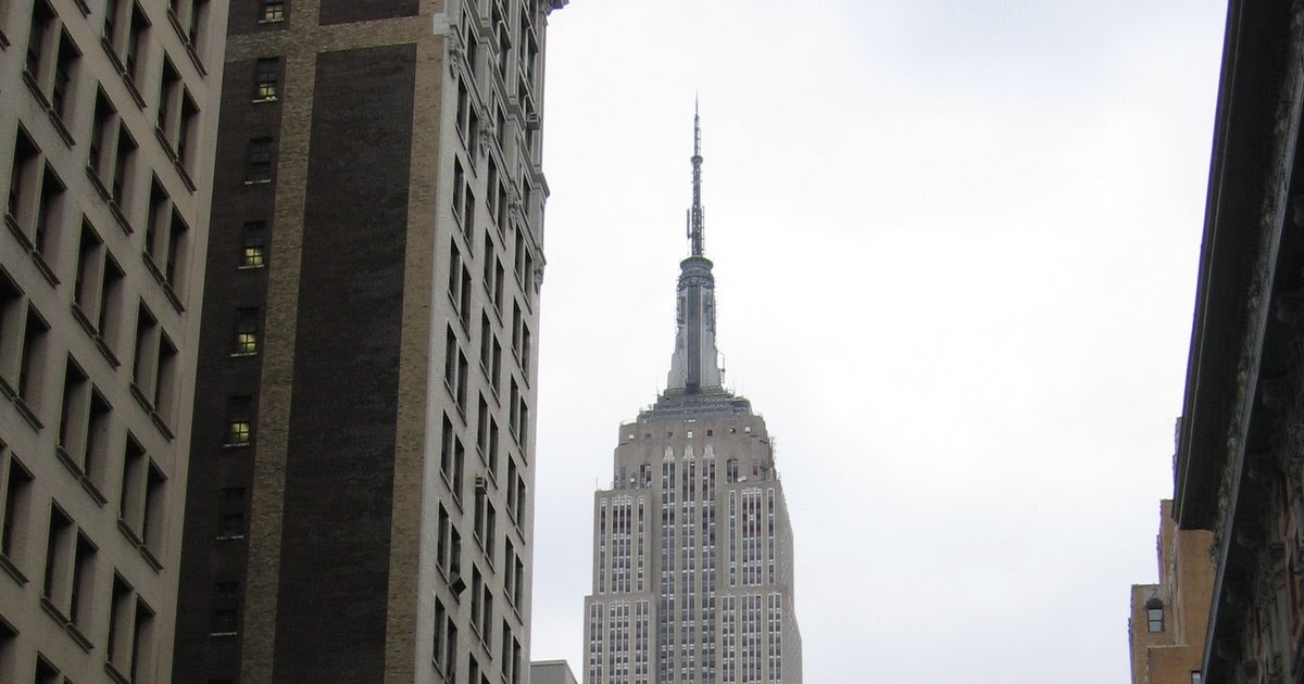 From Brodsky With Love The Empire State Building And The