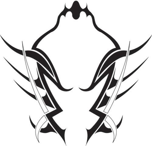 dedendz  tribal headdress